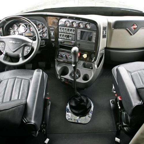 Αμάξωμα εσωτερικό - καμπίνα